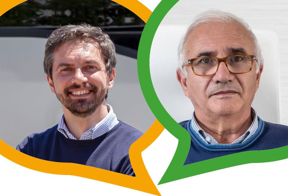 Intervista doppia Innocenzo e Giovanni Grassani