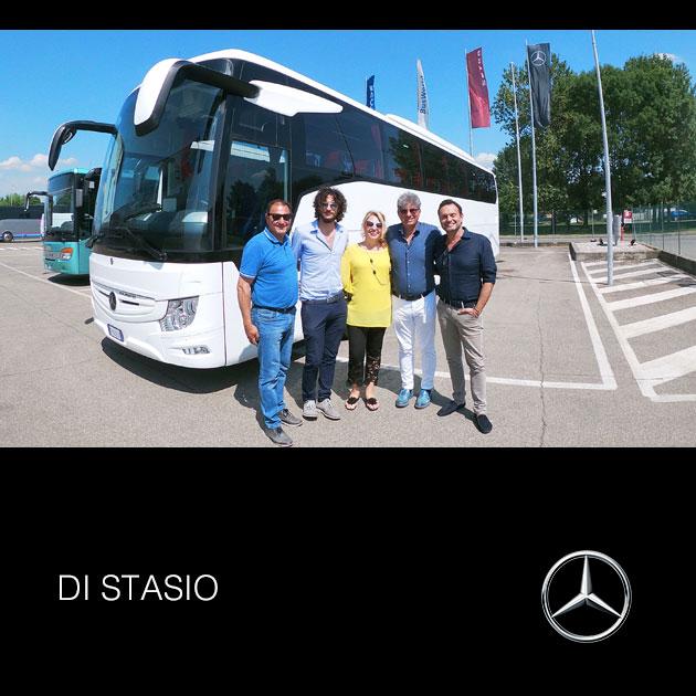 Consegna Mercedes 2019 a Di Stasio