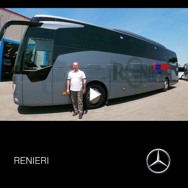 Consegna Mercedes-Benz 2019 a Renieri
