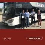 Consegna SETRA 2019 a SATAM