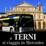 Consegna Mercede TPL 2019 a Terni
