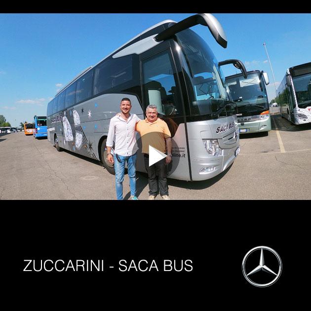 Consegna Mercedes-Benz 2019 a Zuccarini_Saca Bus