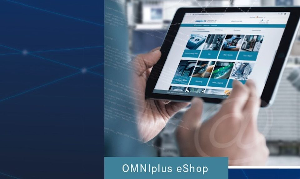 e_shop OMNIplus On commerce ricambi
