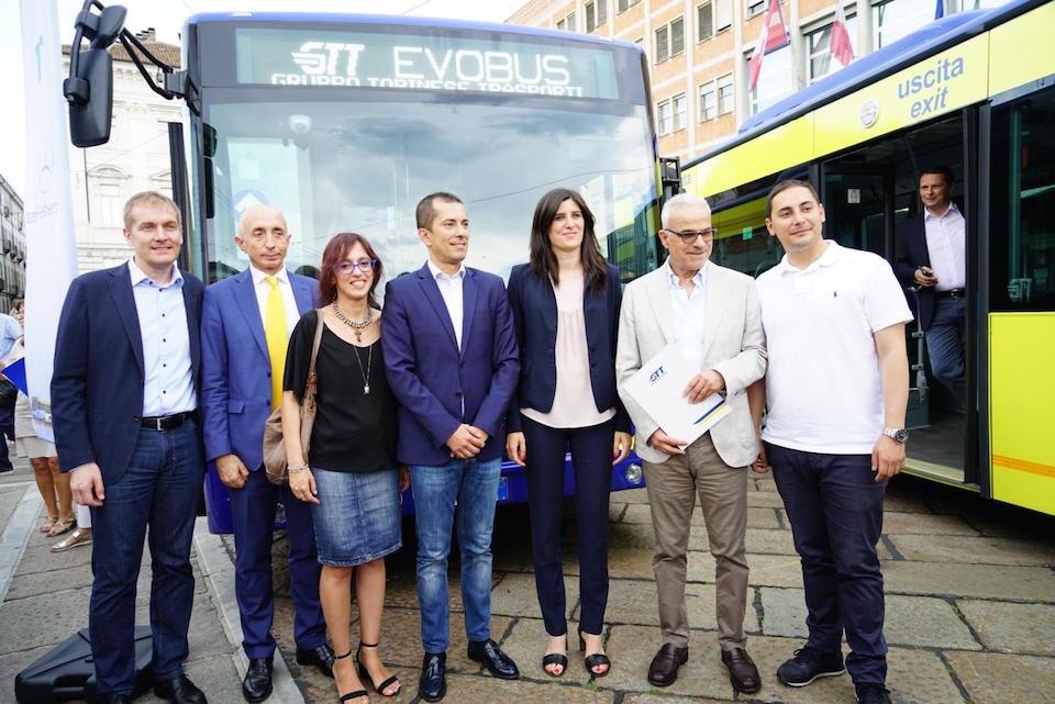 Torino presentazione Conecto Mercedes-Benz 2 agosto 2019 GTT