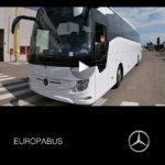 Consegna Mercedes 2019 a EUROPABUS PAGLIERINI