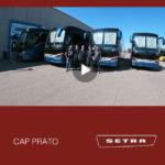 Consegna SETRA 2019 a CAP PRATO