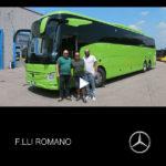 Consegna Mercedes 2019 a FRATELLI ROMANO