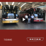 Consegna SETRA 2019 a TIEMME