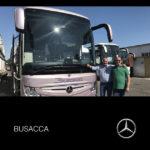 Consegna Mercedes 2019 a BUSACCA