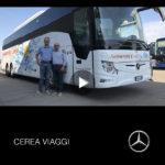 Consegna Mercedes 2019 a CEREA VIAGGI