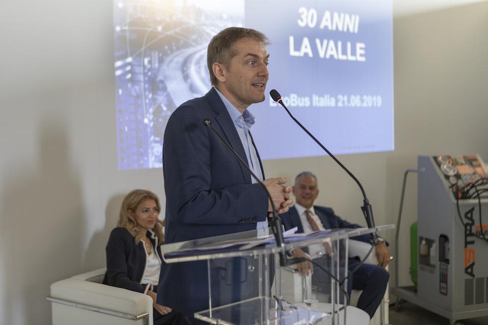 Evento 30 anni La Valle Trasporti giugno 2019