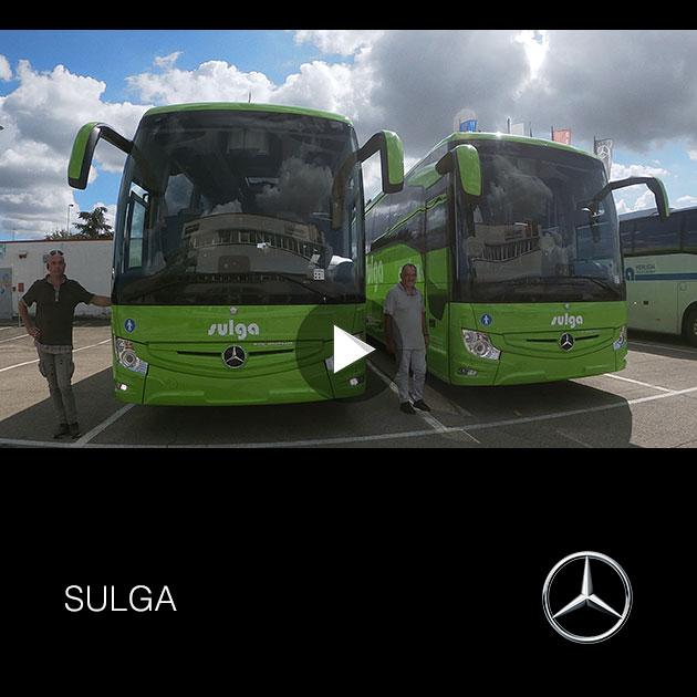 Consegna Mercedes 2019 a SULGA
