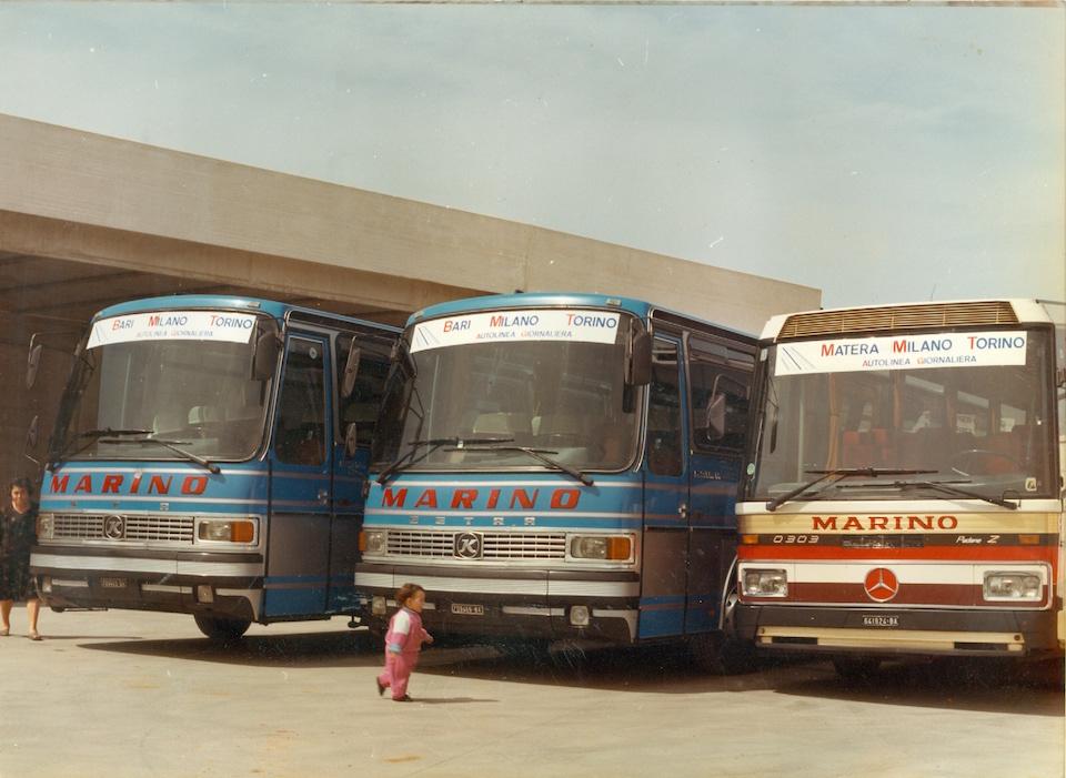 Intervista a Gerardo Marino Marino bus