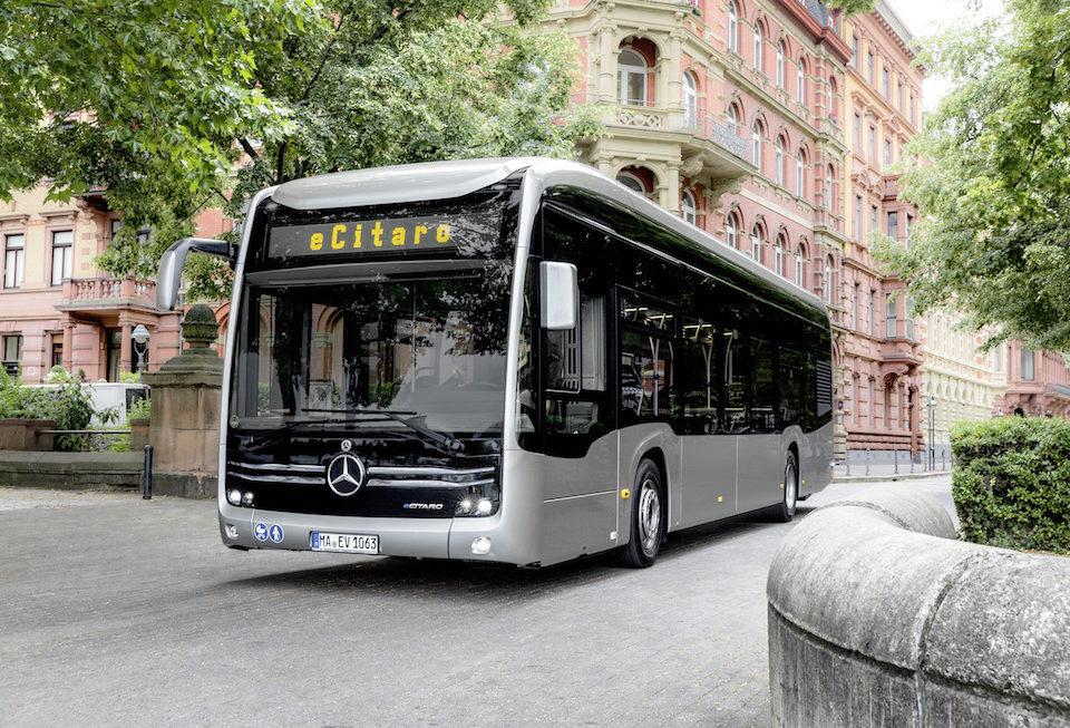48 eCitaro Mercedes-Benz ad Hannover