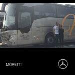 Consegna Mercedes 2019 a MORETTI