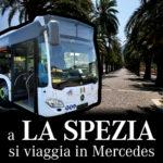 A La Spezia si viaggia in Mercedes 2019
