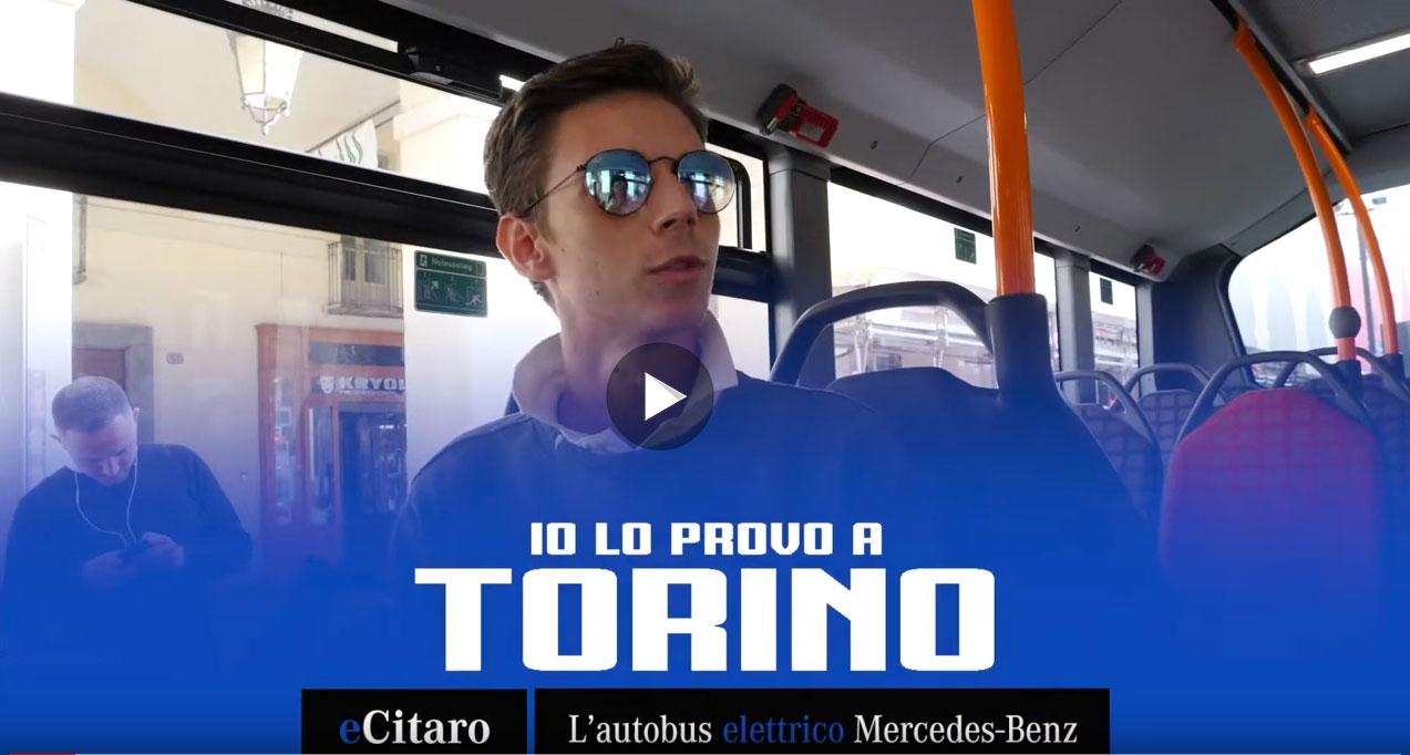 Io lo provo a Torino video gallery i protagonisti e eCitaro
