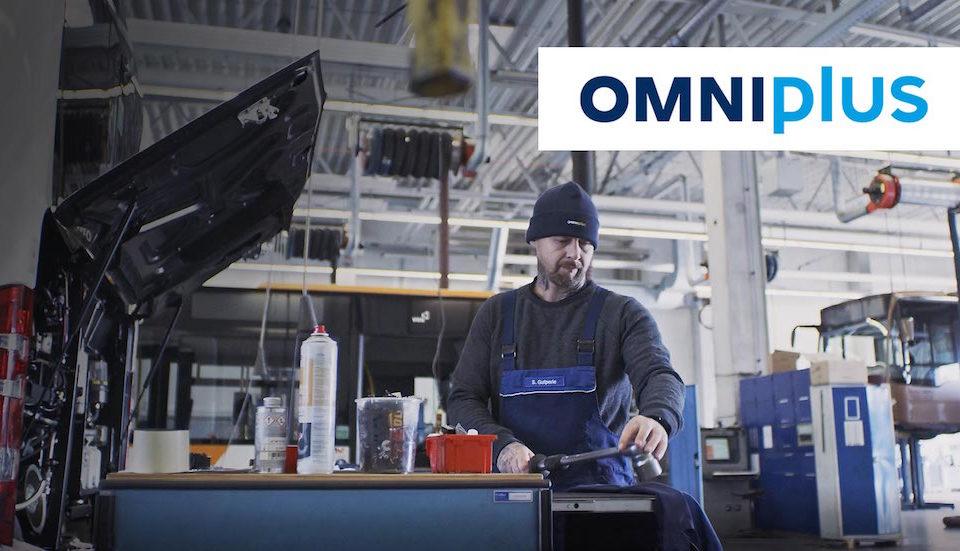 Nuovo logo OMNIplus