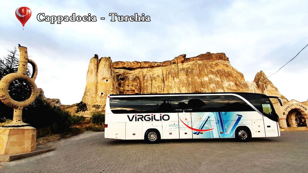 In Turchia con Setra e Virgilio 2019