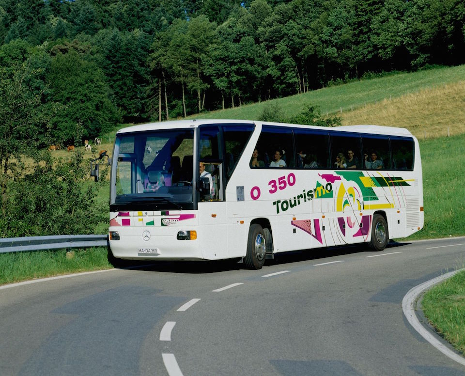 30 mila Tourismo Mercedes-Benz