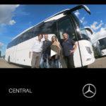 Consegna Mercedes autunno 2019 a CENTRAL