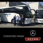 Consegna autunno 2019 a DAGOSTINO