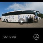 Consegna Mercedes autunno 2019 a GIOTTO BUS