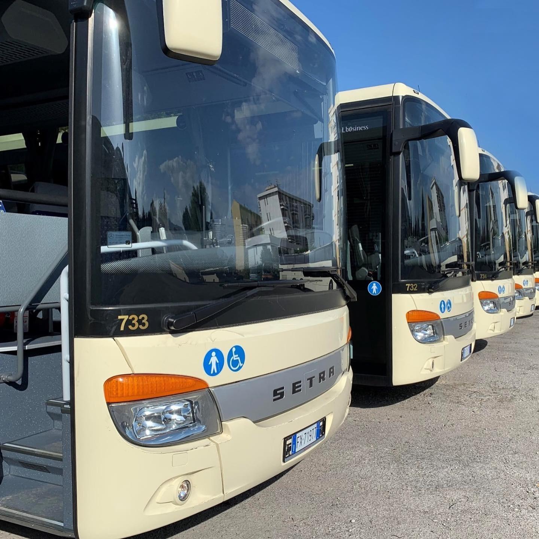 In Sicilia si viaggia in Setra SAIS e Gallo 2019