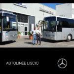 Consegna Mercedes ad Autolinee Liscio 2019