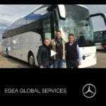 Consegna Mercedes-Benz 2019 a Egea Global Service