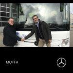 Consegna MERCEDES inverno 2019 a MOFFA
