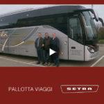 Consegna SETRA inverno 2019 a PALLOTTA