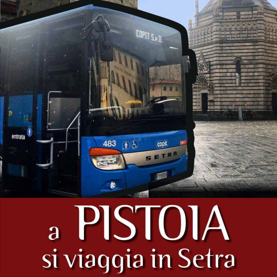 Consegna TPL Setra a Copit Pistoia 2019