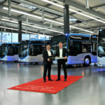 5 citaro Mercedes-Benz dal design spaciale