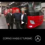 Consegna Mercedes_Benz Tourismo 2019 a Corino Viaggi e Turismo