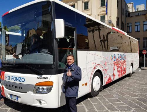 Giuliano Mucci: la passione di un driver