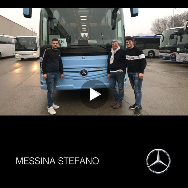 Messina Stefano consegna Mercedes-Benz 2020