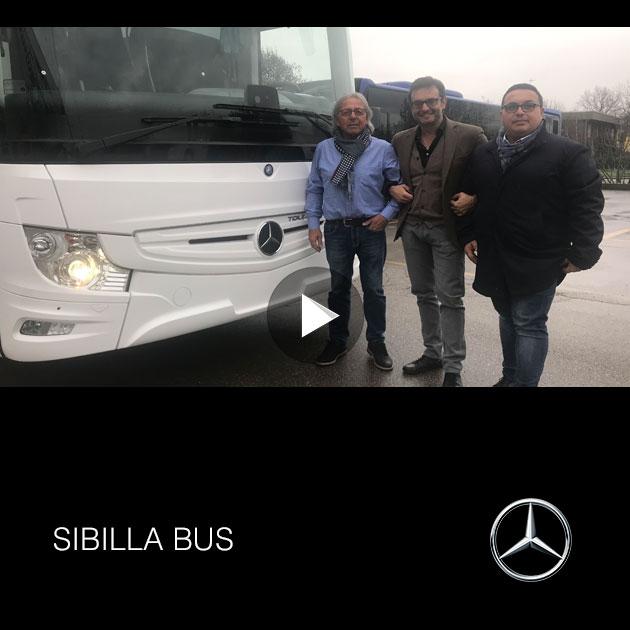 Sibilla Bus consegna Mercedes-Benz 2020
