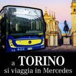 A Torino si Viaggia in Mercedes Conecto Metano dicembre 2019