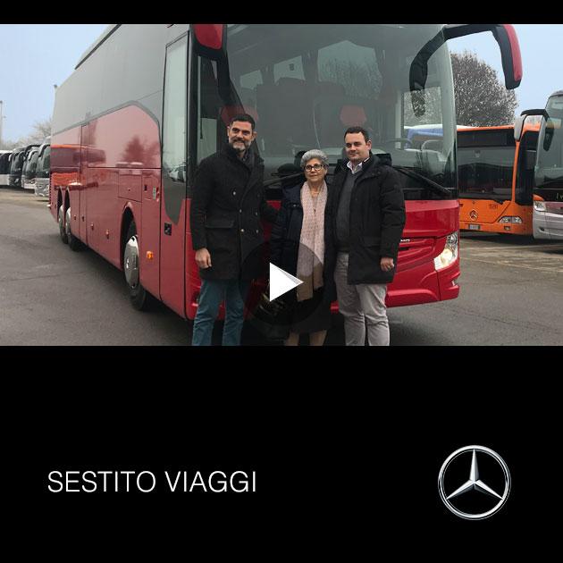Sestito consegna Mercedes-Benz 2020