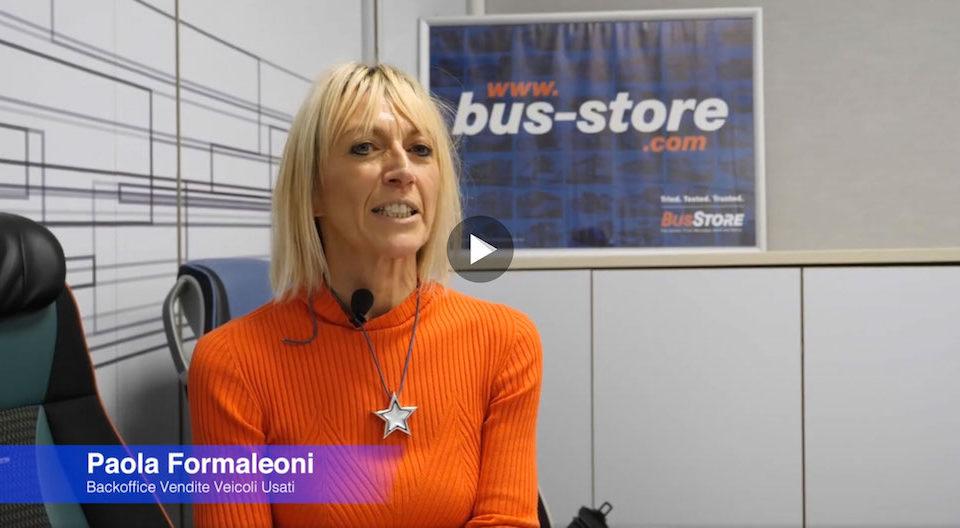 Bustore 2020 video intervista a Paola Formaleoni