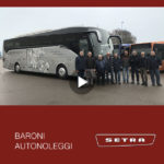 Consegna SETRA febbraio 2020 a BARONI