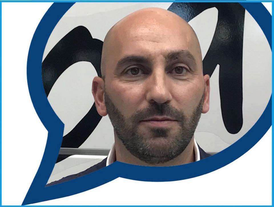 Giorgio Pandolfi responsabile EvoBus Monterotodo Roma OMNIplus