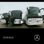 Consegna Tourismo Mercedes-Benz 2019 a Star Bus