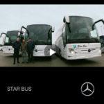 Consegna Tourismo Mercedes-Benz 2019 a Star Bus