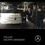 Consegna MERCEDES febbraio 2020 a VOULAZ