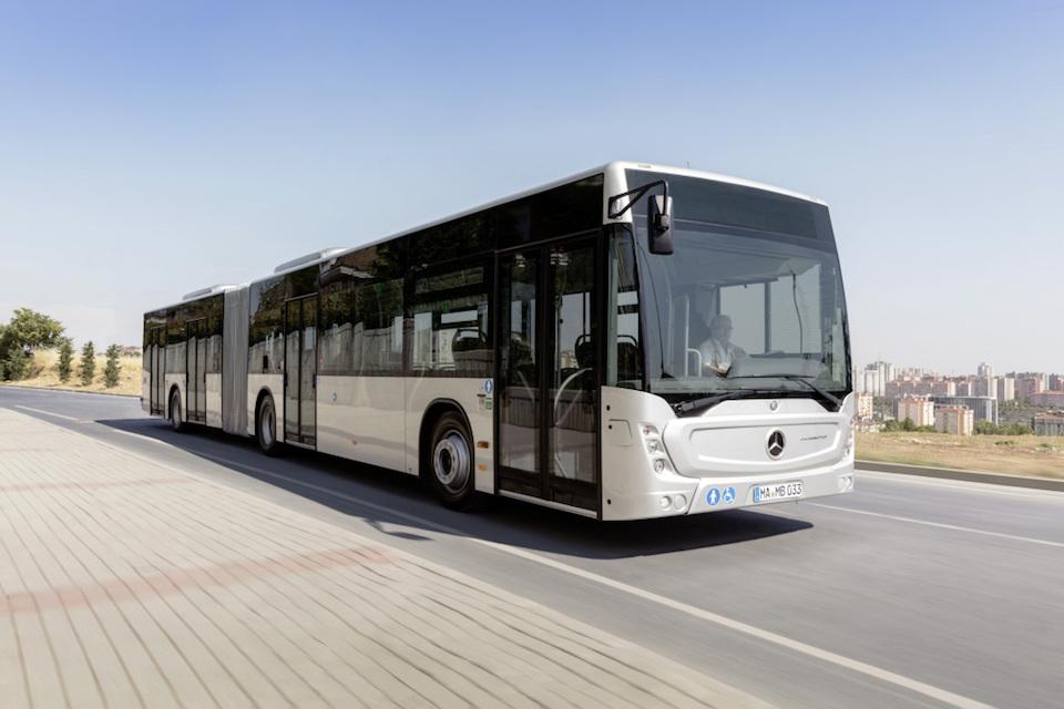 Daimler vende 500 autobus Urbani Setra in Marocco