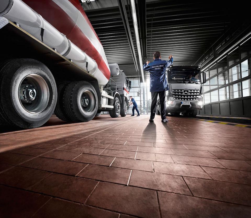 Rete Europa Daimler Trucks e Buses