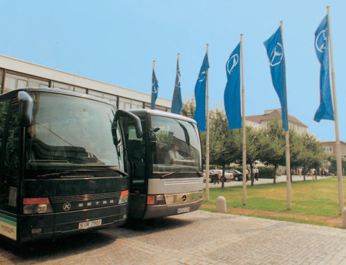 Mercedes-Benz e Setra: 25 anni di alleanza di successo