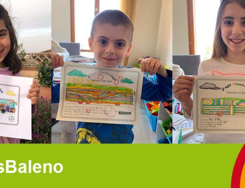 I sogni dei bambini viaggiano in BusBaleno